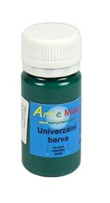 Univerzální barva - vysoce lesklá 30 g - barva tmavě zelená