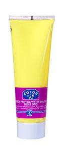 Barva na linoryt Lefranc - 250 ml - 169 citronová žlutá