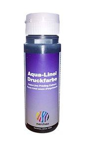 Barva na linoryt  Nerchau - 200 ml - černá