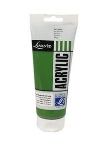 Akrylová barva Lefranc, Louvre - 200 ml - 542 - chromová zelená