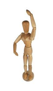 LB figurina ženská 30 cm