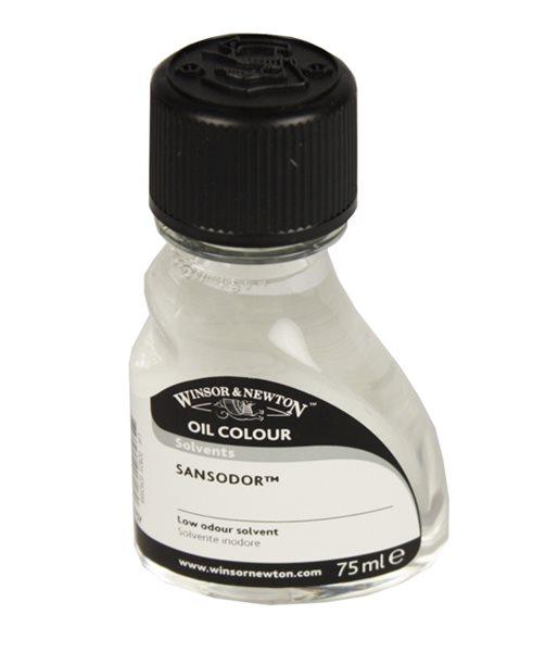 Ředidlo na olej. barvy WINSOR - bez zápachu - Sansosdor 75 ml
