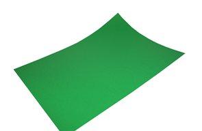 Barevný papír Fabriano Carta Crea, 35x50, zelená - verde
