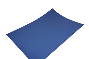 Barevný papír Fabriano Carta Crea, 35x50, modrá tmavá - bleu