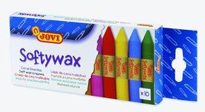 SOFTYWAX - voskovky - 10 ks