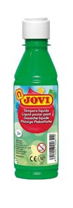 Temperová barva JOVI PREMIUM 250 ml - Zelená