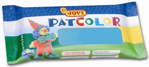 Samotvrdnoucí hmota PATCOLOR 100 g modrá
