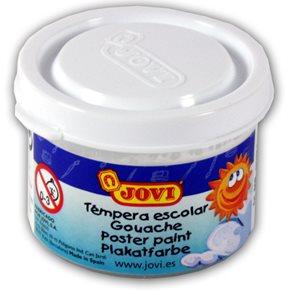 Barva temperová Jovi v kelímku 5×35 ml - bílá