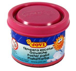 Barva temperová Jovi v kelímku 5×35 ml - růžová