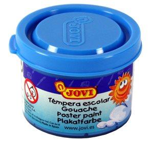 Barva temperová Jovi v kelímku 5×35 ml - světle modrá