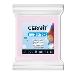 CERNIT Modelovací hmota 250 g - světle růžová
