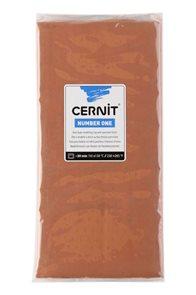 Modelovací hmota CERNIT 500 g - karamelová