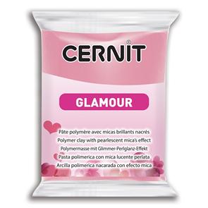 CERNIT Modelovací hmota GLAMOUR 56 g - fuchsiová