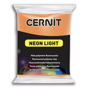 CERNIT Modelovací hmota NEON 56 g - oranžová