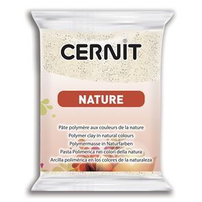CERNIT Modelovací hmota NATURE 56 g - savana