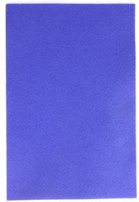 Filcový papír 150 g - barva modrá