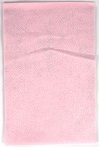 Dekorační filc 150 g/m2 - barva světle růžová