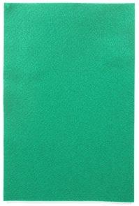 Filcový papír 150 g - barva zelená