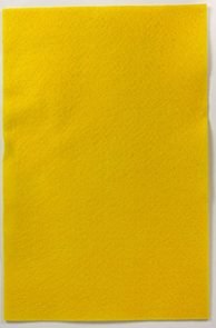 Filcový papír 150 g - barva žlutá