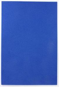Pěnovka 20×29 cm - barva modrá tmavá