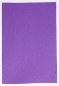 Pěnovka 20×29 cm - barva fialová