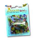 Mozaikové kamínky - matné - mix 20 barev