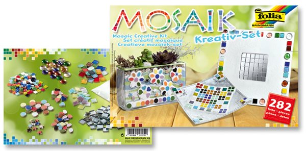 Mozaika - Velká kreativní sada 282 ks