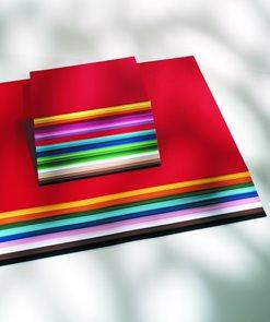 Barevné papíry A4 300 g - mix 25 barev 250 kusů