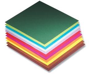Origami papír barevný 70g/m2 - 15 x 15 cm, 500 archů