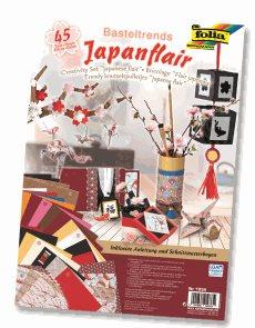 Kreativní sada - Japonský styl - 45 dílů