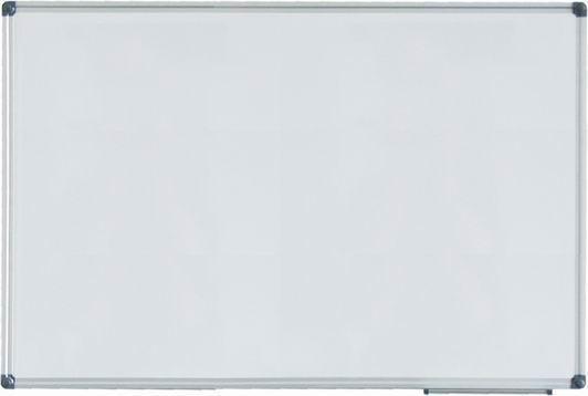 Tabule bílá magnetická s lakovaným povrchem 100×150 cm - 100×150 cm, Doprava zdarma