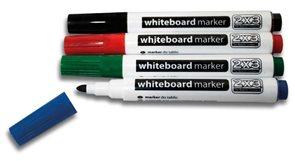Filux Popisovač na bílé tabule - sada 4 barev