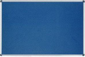 Tabule filcová Filux - Felt Board 90×60 cm