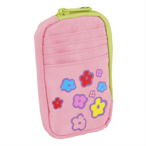 Kapsička na mobil - CHI 136 H - Pink - 13 x 9 x 2 cm, Sleva 45%