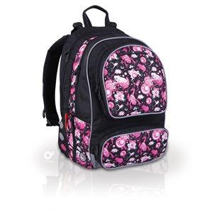 Školní batoh CHI 169 A - Black