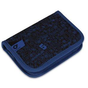 Školní penál CHI 623 A - modrý