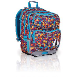 Školní batoh CHI 649 I - Violet