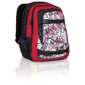 Studentský batoh HIT 812 G - Red