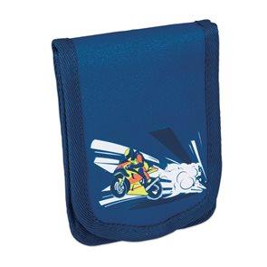 Kapsička na krk CHI 663 D - Blue