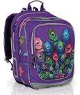 Školní batoh CHI 697 I- Purple