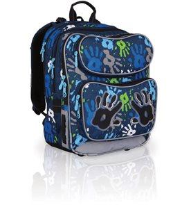 Školní batoh CHI 699D - Blue