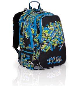 Školní batoh CHI 700 A -  Black