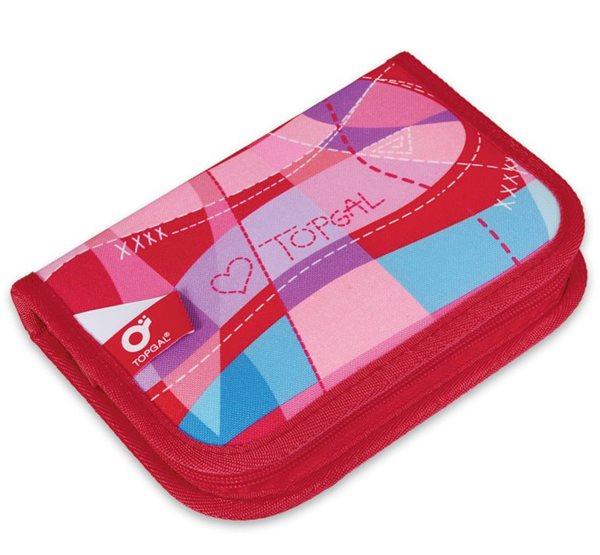 Školní penál CHI 720 H - Pink