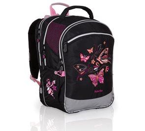 Školní batoh CHI 710 A - Black