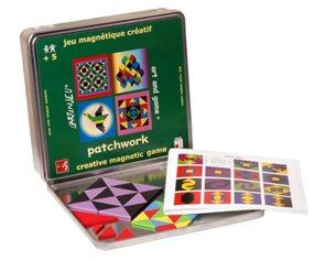 Umění hrou - patchwork