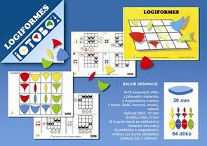 iOTOBO - Logiformes 64 dílků, +5- 10 let