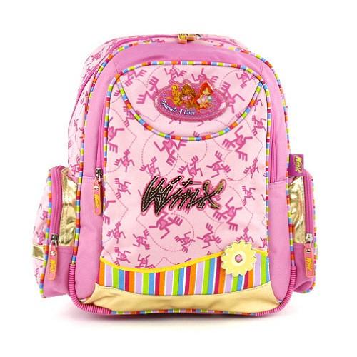 Školní batoh Winx - Friends 4 Ever, Sleva 50%