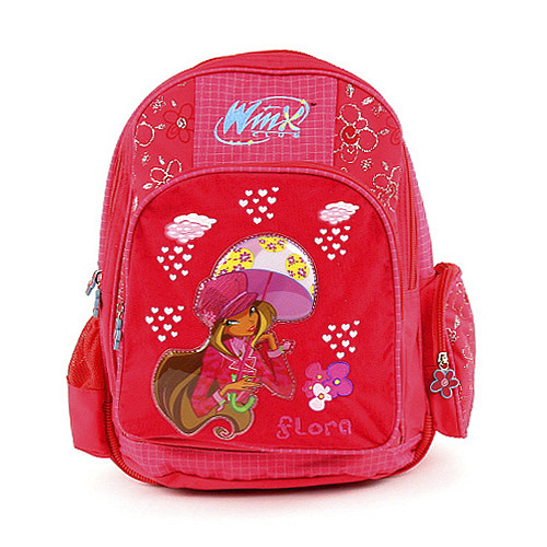Školní batoh Winx - Flora, Sleva 40%