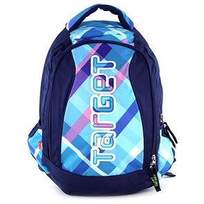 Studentský batoh Target - modrá