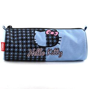 Školní pouzdro - Hello Kitty - kytky
